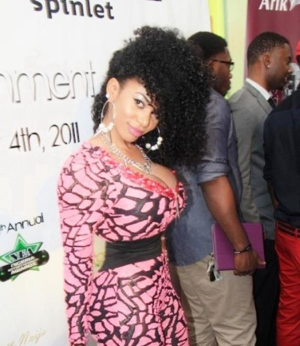 Dencia at the NEA 2011 Awards