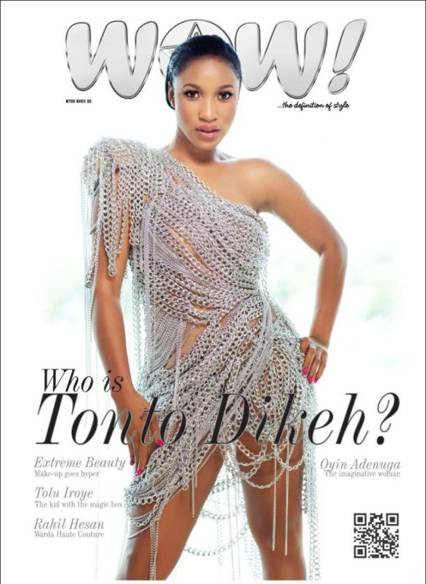Tonto Dikeh Golden Icons Interview