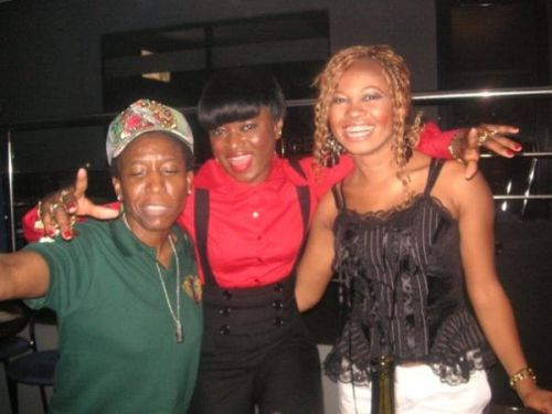 Susan Yusuf Weird MC and Goldie
