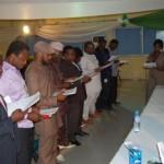 COSON Newly Elected Board- Banky W, Audu Maikori, Obi Asika , Adewale Ayuba