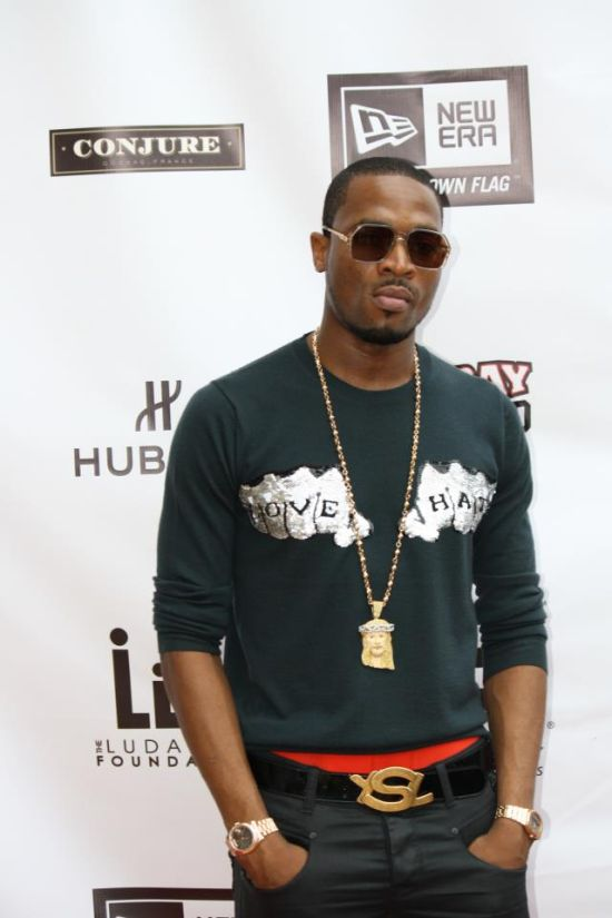 D'Banj Wins Best African Act at the 2012 MTV Europe Music Awards