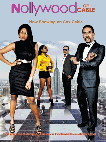 Nollywood on Cox Cable USA