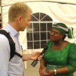 Okonjo Iweala Tired of BringBackOur Girls
