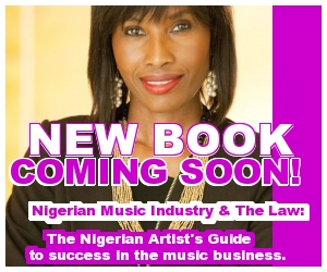 Music Law Book Coming Soon