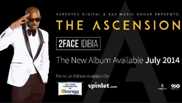 2Face Ascension Album Billboard Charts