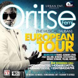 Femi-European-Tour