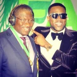 NigerianPresident ModelsBeats byDre