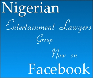 Nigerian Entertainment Lawyers on Facebook